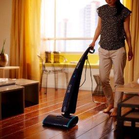 Philips Waschsauger im Einsatz